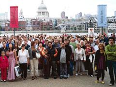 Impreuna/Together Tate Modern, 2007
