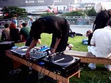 otvorenje Park Fictiona, ljeto 2005.