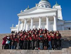 Zbor pritužbi - Helsinki